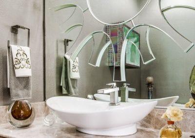 dallas bathroom remodeled by JD Brunson