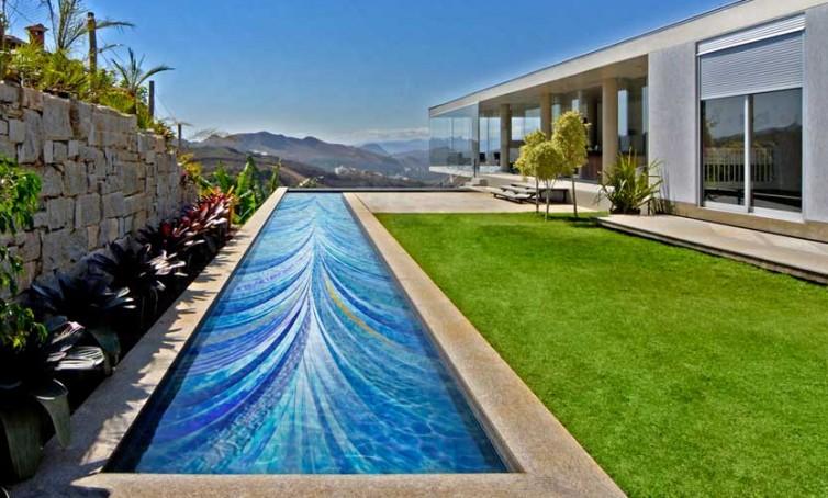 13 Unique Mosaic Pool Designs