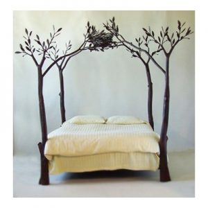iron-metalwork-tree-frame-bed