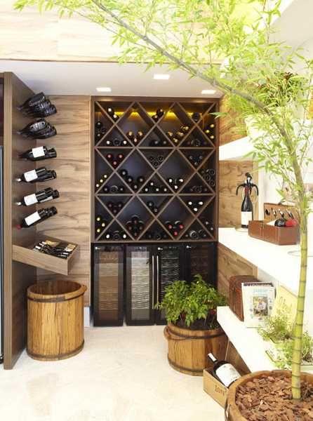 outdoor garden bar