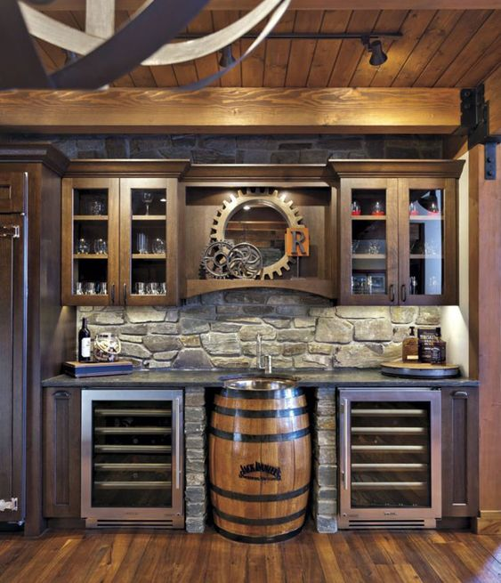 barrel bar design