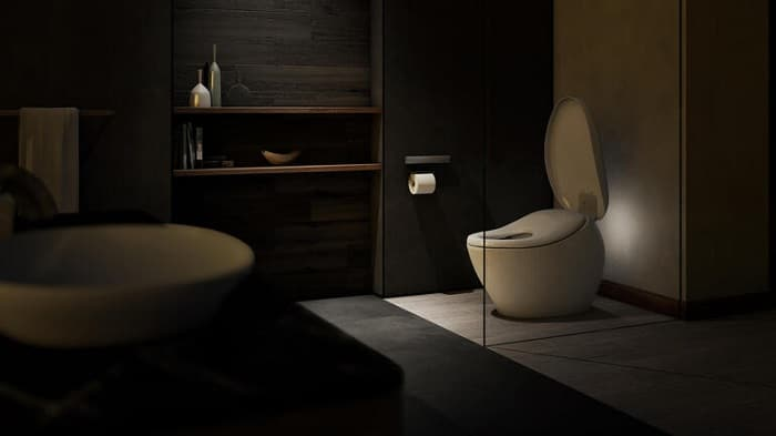 toto neorest nx2 with actilight system