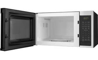 GE appliance smart microwave oven