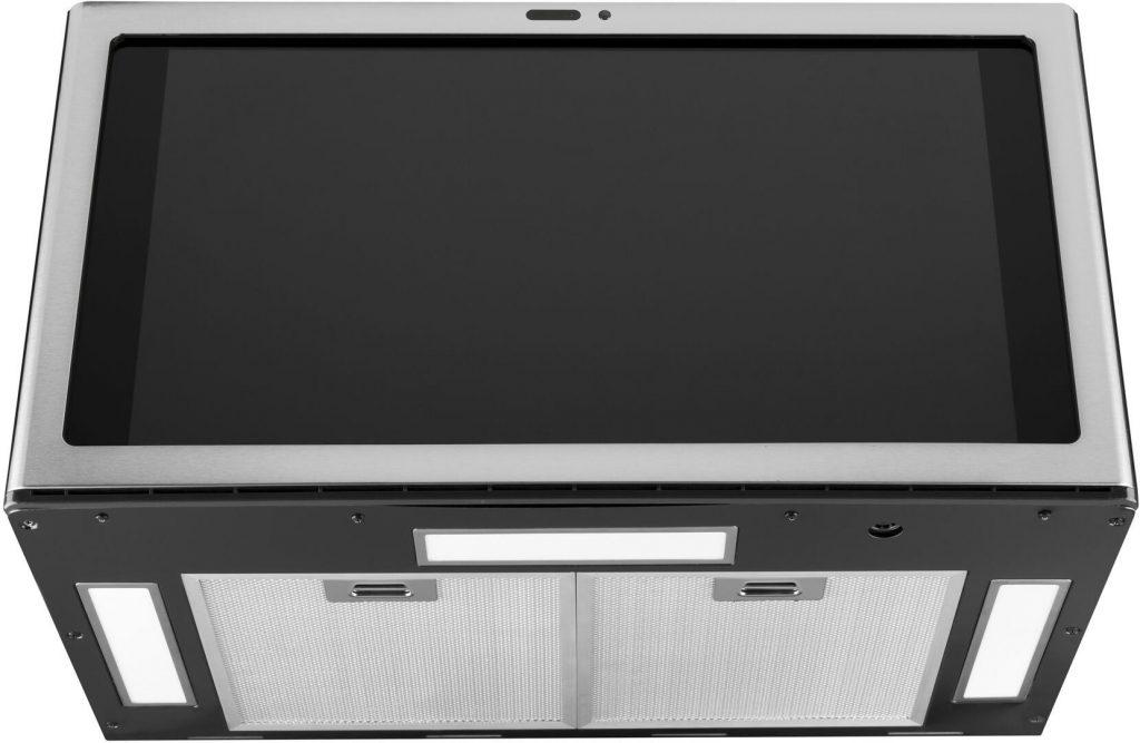 kitchen smart range under hood