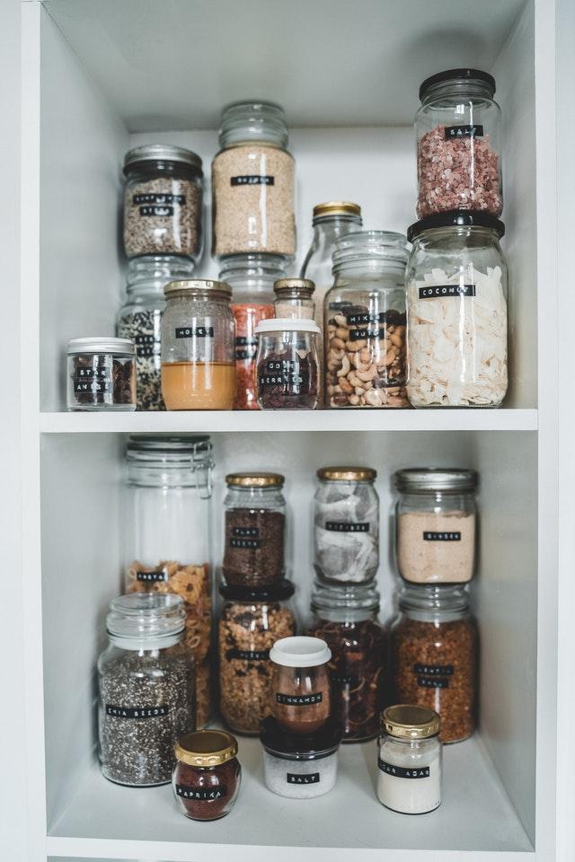 spice cabinet kitchen storage